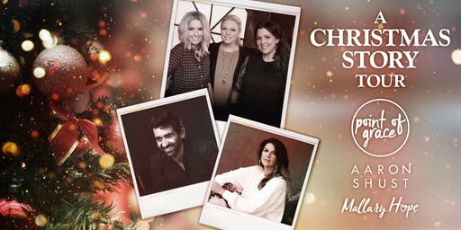 Point Of Grace - A Christmas Story Tour | Murfreesboro, TN