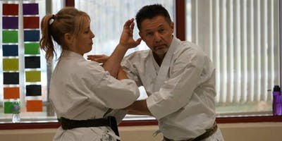 Functional Karate seminar with Paul and Michelle Enfield