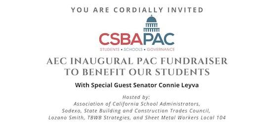 AEC Inaugural PAC Fundraiser
