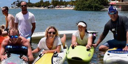 Blue Journey Unified - Sunshine Coast - Inclusive Paddling Session 2019
