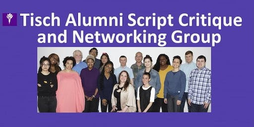 """A Conversation with Writer/Producer Daniel Goldfarb"" presented as part of the 12/5 Tisch Alumni Script Critique and Networking Group (Dean's Conference Room, 721 Broadway)"