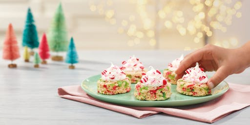 Holiday Desserts with Rice Krispies Treats® - South Coast Plaza