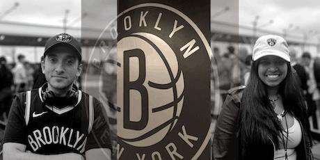 SportsHosts w/ The Block - Brooklyn Nets vs OKC Thunder tickets