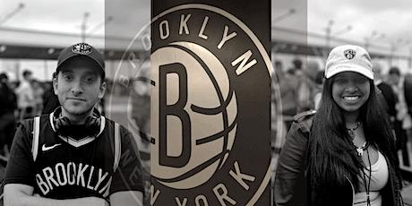 SportsHosts w/ The Block - Brooklyn Nets vs Philadelphia 76ers tickets