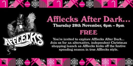 Afflecks After Dark - Late night Christmas shopping!