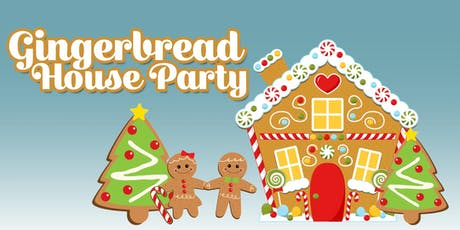 Trinity Grace Church Gingerbread Party 2019 tickets
