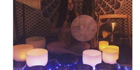 Healing Crystal + Sound Bath