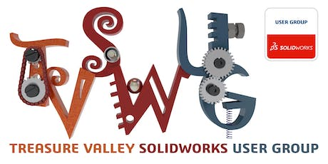 Treasure Valley SOLIDWORKS Users Group - Winter 2019 Meeting tickets