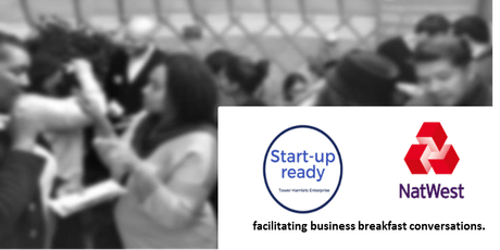 Start Up Ready Breakfast Conversations with NatWest Bank tickets