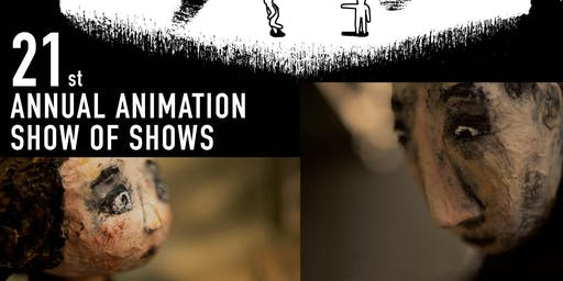 21st Animation Show of Shows - Sat. 12/21, 2pm