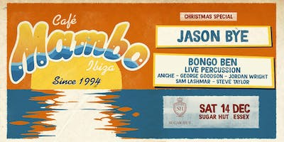 Cafe Mambo Ibiza Classics Christmas Party