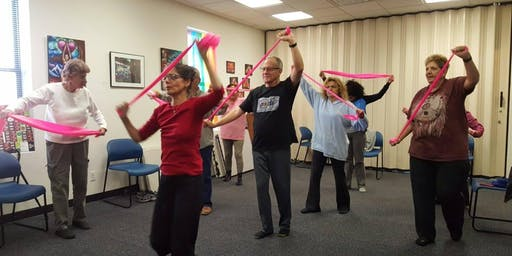 Gentle Dance Exercise for Older Adults/Cancer Recovery @ Centerlight TeamCare