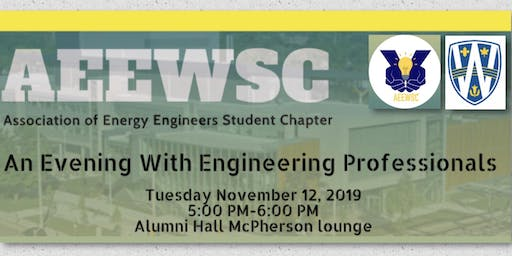 An Evening with Engineering Professionals