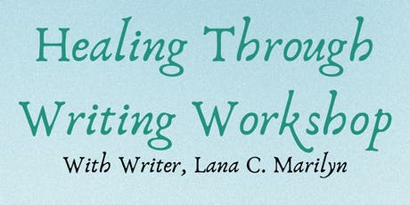 Healing Through Writing Workshop tickets