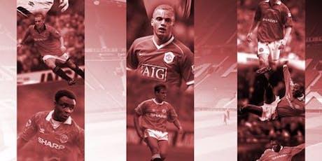 Manchester United Legends Tour - Wigan tickets