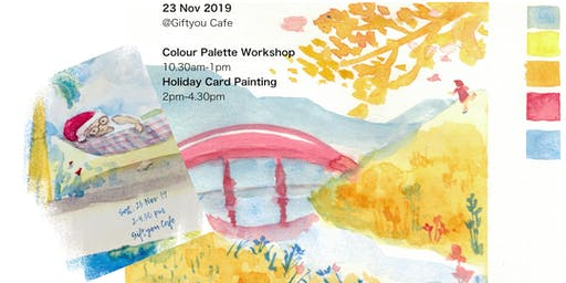 Watercolour Workshop: Developing Your Colour Palette