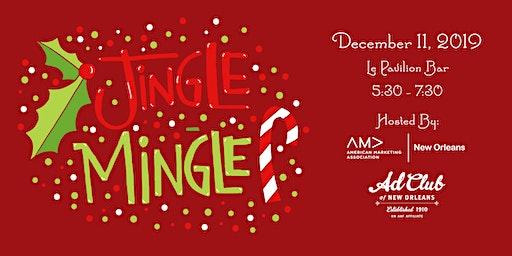 Jingle Mingle - New Orleans AMA & Ad Club Holiday Social
