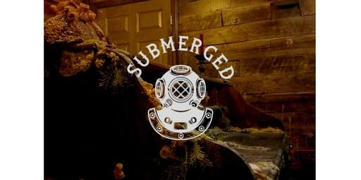 """Submerged"" by Twisted Escape Room (01-26-2020 starts at 4:00 PM)"