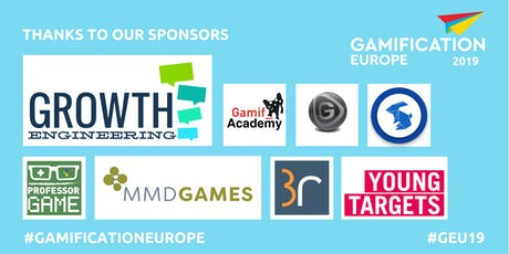 Gamification Europe 2019 tickets