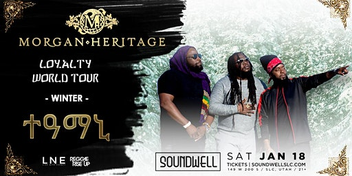 [CANCELLED] Morgan Heritage - Loyalty World Tour