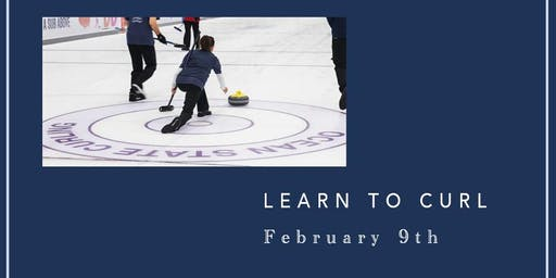 Learn to Curl Sunday 2/9 - 2pm-4pm