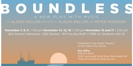 Boundless by Alison Weller tickets