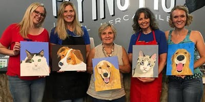 Paint Your Pet Portrait