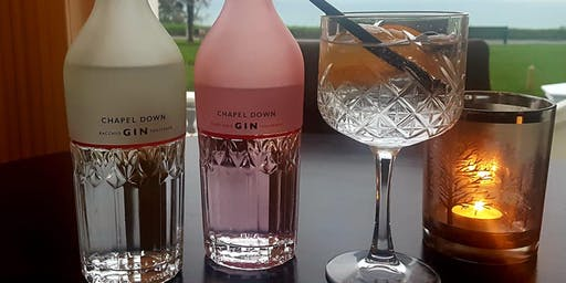 Festive Gin - Tasting & tapas evening
