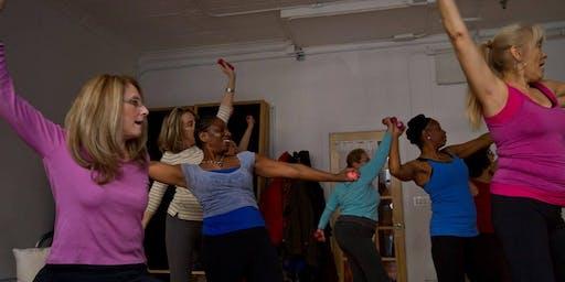 Dance Exercise Class @ Emblem Health Harlem