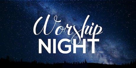 Trinity Grace Church New Community Worship Night tickets