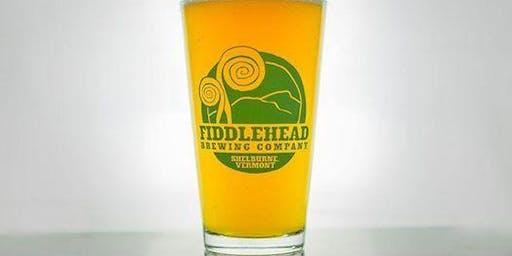 Fiddlehead Beer Dinner