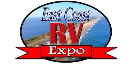 East Coast RV Expo tickets
