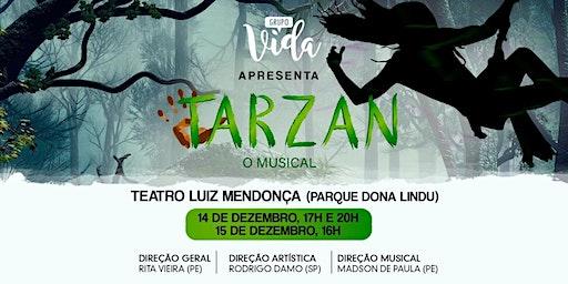 TARZAN, O MUSICAL