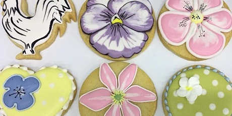 Royal Iced Decorated Biscuits - Runouts / Colour Flow tickets