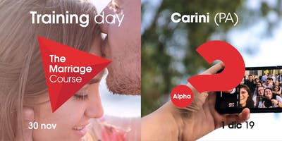 Training The Marriage Course e training Alpha, Carini (PA) // 30 nov - 1 dic 2019