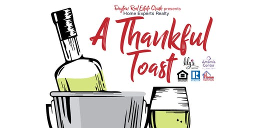 A Thankful Toast