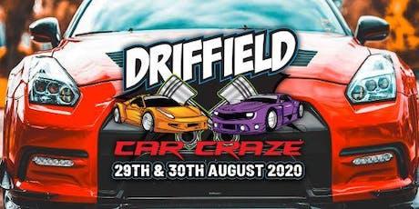 Driffield Car Craze (Public Camping Tickets) tickets