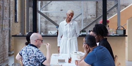 Perfume Making Workshop with Maya Njie