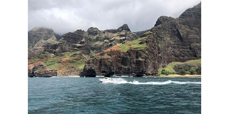 Na Pali Coast Tour On The Makana. Max 12 Passenger (07-17-2020 starts at 8:30 AM) tickets