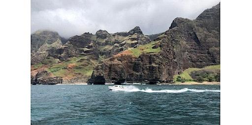 Na Pali Coast Tour On The Makana. Max 12 Passenger (02-19-2020 starts at 8:30 AM)