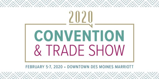 2020 INA Convention & Trade Show Exhibitor Registration