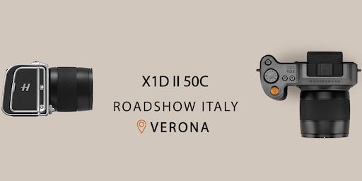 Hasselblad Roadshow Italy - Verona
