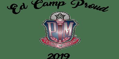 Pocono Mountain School District EdCamp Proud 2019