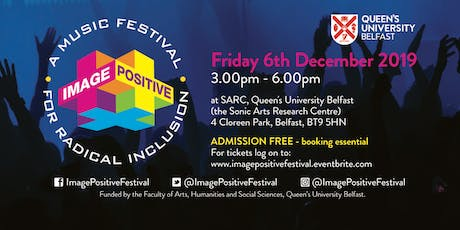 Image Posi+VE: a Music Festival for Radical Inclusion tickets