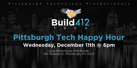 Pittsburgh Tech Happy Hour - December tickets