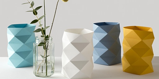 Introduction to Paper Folding Workshop with Kate Colin