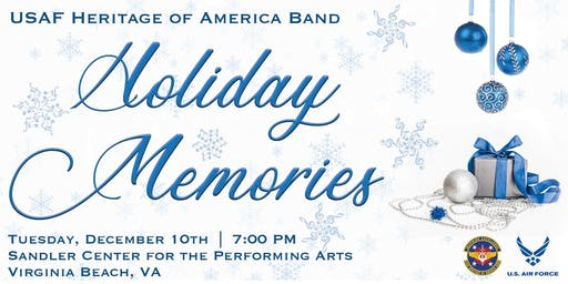 Holiday Concert at Virginia Beach, VA