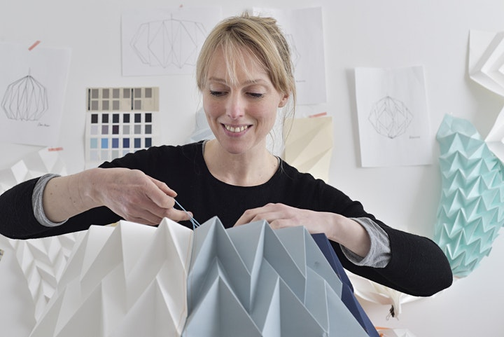 Introduction to Paper Folding Workshop with Kate Colin image