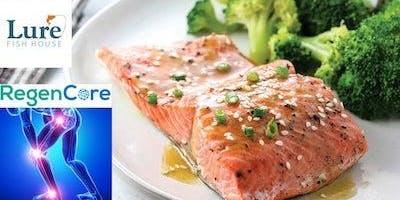 Westlake Stem Cell Dinner for Arthritis Pain