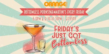 Bottomless Pornstar Martinis tickets